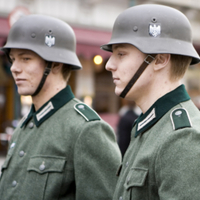 Nazi foot soldiers